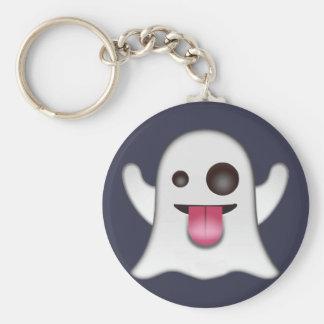 ghost_emoji schlüsselanhänger