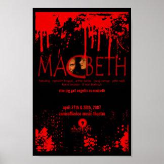 Ghostlight Macbeth Plakat