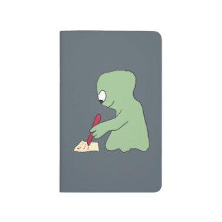 Ghostwriter Taschennotizbuch