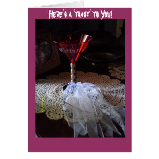 Ghoulie Martini Karte