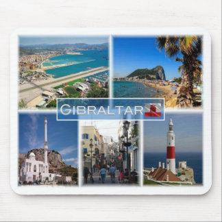 GI Gibraltar - Mousepad
