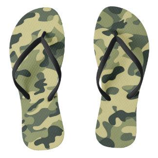GI-JOE-Soldat-Party-Tarnung drehen Reinfälle um Flip Flops
