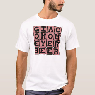 Giacomo Meyerbeer, deutscher Opern-Komponist T-Shirt