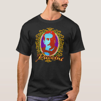 Giacomo Puccini-T-Stück T-Shirt