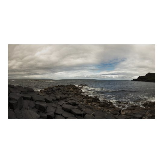 Giant's-Causeway Poster