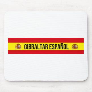Gibraltar Español - Spanisch Gibraltar Mousepad