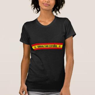 Gibraltar Español - Spanisch Gibraltar T-Shirt