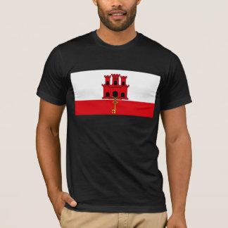 Gibraltar-Flagge GI T-Shirt
