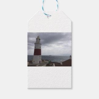 Gibraltar-Leuchtturm Geschenkanhänger