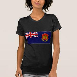 Gibraltar-Regierungs-Fahne T-Shirt