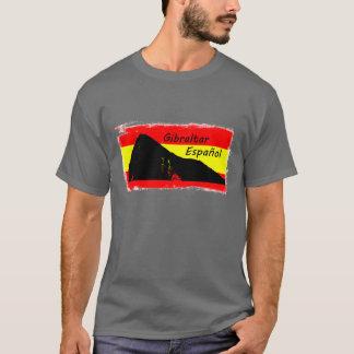 Gibraltar Spanisch T-Shirt