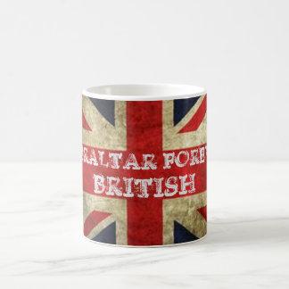 Gibraltars britische Tasse für immer
