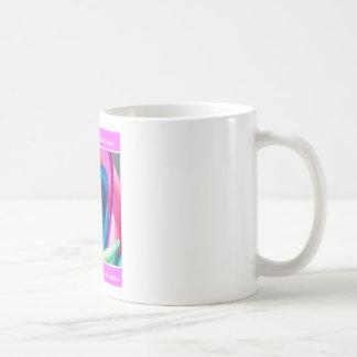 Gießen Sie Segen Kaffeetasse