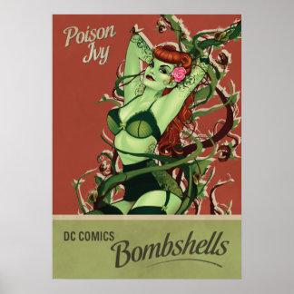 Gift-Efeu-Bombe Poster