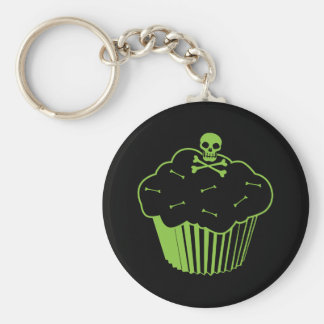 Gift-kleiner Kuchen Standard Runder Schlüsselanhänger