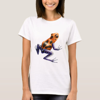 Gift-Pfeil-Frosch T-Shirt