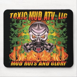 Giftige Mausunterlage Mousepad
