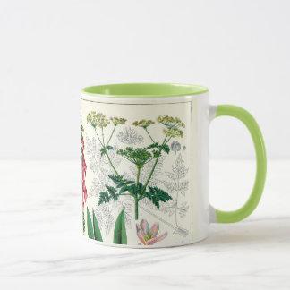 Giftige Pflanzen Tasse