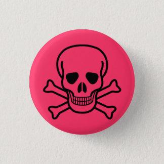 Giftige PunkLiebe Runder Button 2,5 Cm