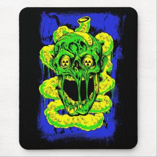 Giftiger Zombie Mousepad