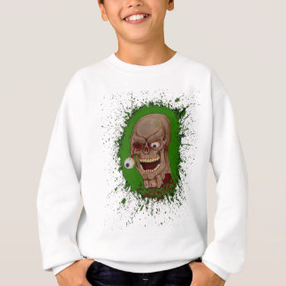 Giftiger Zombie Sweatshirt