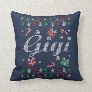 Gigi Weihnachten Kissen