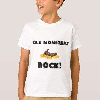 Gila-Krustenechse-Felsen T-Shirt