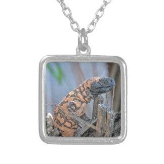 Gila-Krustenechse Amulett
