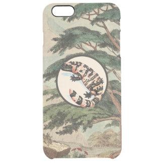 Gila-Krustenechse in der natürlicher Durchsichtige iPhone 6 Plus Hülle