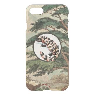 Gila-Krustenechse in der natürlicher iPhone 7 Hülle