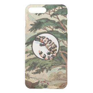 Gila-Krustenechse in der natürlicher iPhone 7 Plus Hülle