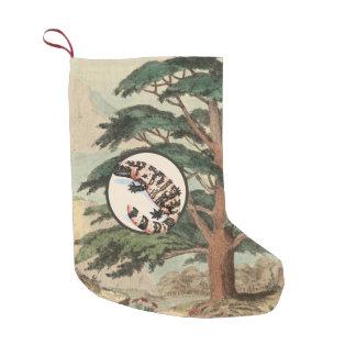 Gila-Krustenechse in der natürlicher Kleiner Weihnachtsstrumpf