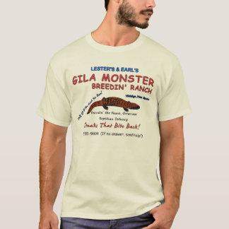 Gila-Krustenechse-Ranch T-Shirt