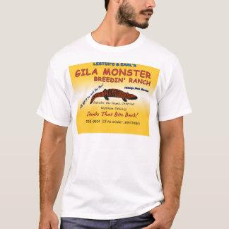 Gila-Krustenechse-Steaks T-Shirt