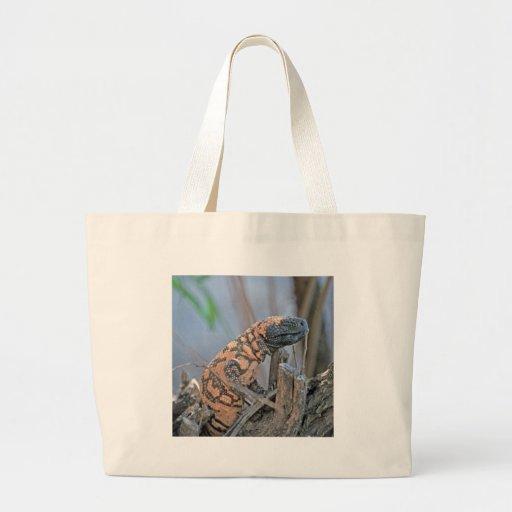 Gila-Krustenechse Einkaufstaschen