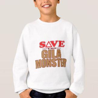 Gila-Monster retten Sweatshirt