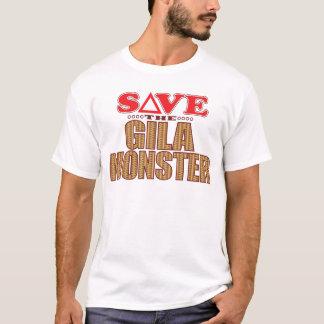 Gila-Monster retten T-Shirt