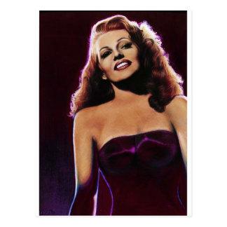 Gilda Postkarte
