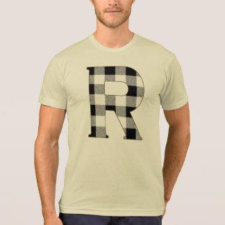 Gingham-Karo R T-Shirt
