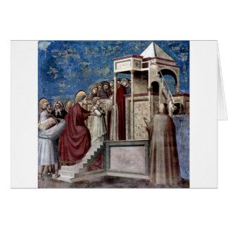 Giotto di Bondone Karte