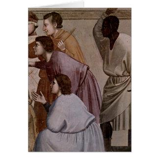 Giotto Kunst Karte