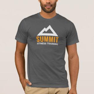 Gipfel-Fitness-Trainings-Logo T-Shirt