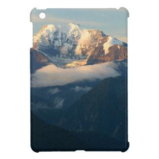 Gipfel-in-Morgenlicht iPad Mini Hülle