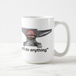 Gipfelamboß Kaffeetasse