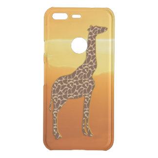 Giraffe 2 uncommon google pixel hülle