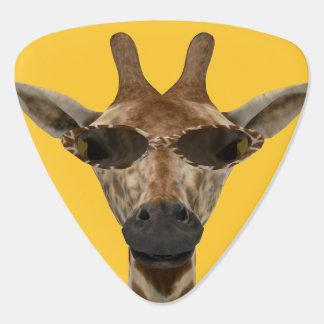 Giraffe inkognito plektrum