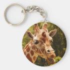 Giraffe Schlüsselanhänger