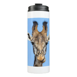 Giraffe Thermosbecher