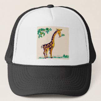 Giraffe Truckerkappe