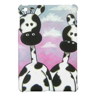 Giraffees zwei Zazzle iPad Mini Hülle